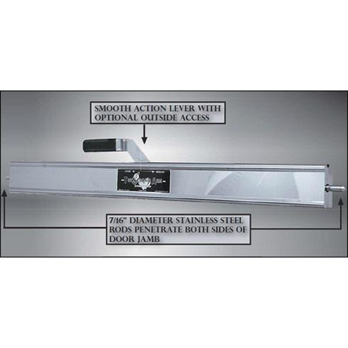 Stainless Steel Security Door Lever