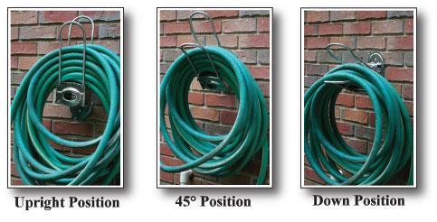 tilt hose hanger