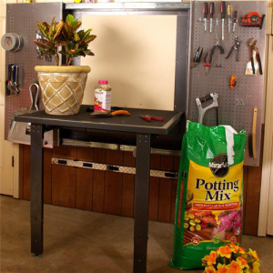 Stainless Steel Fold Up Table