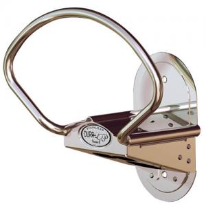 Dura loop saddle stainless steel hook